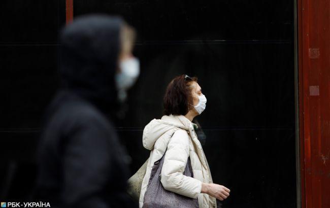 В Украине зафиксирован спад количества новых случаев коронавируса