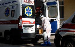 В Украине антирекорд по смертям от коронавируса