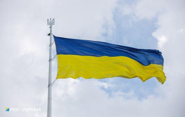 В Днепропетровской области школьница сожгла флаг Украины и выложила видео в соцсети