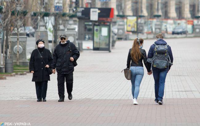 В Україні другий день поспіль скорочується кількість нових випадків коронавірусу