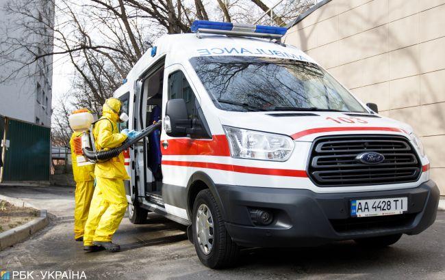 В Днепропетровской области возросло количество больных COVID-19