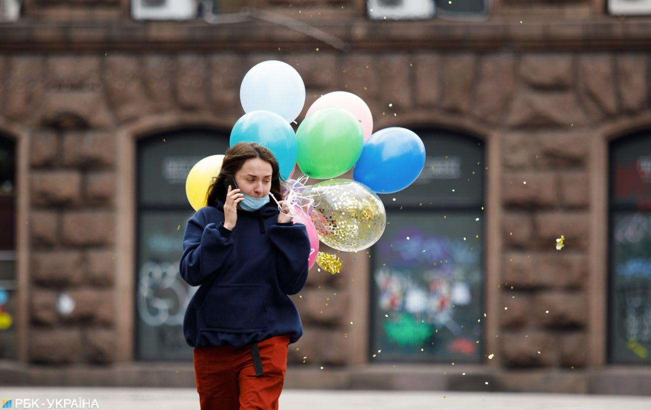 До ослаблення карантину не готові Київ і вісім областей