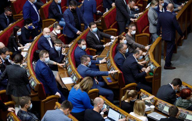 Свіжий рейтинг партій: за кого українці проголосують на парламентських виборах