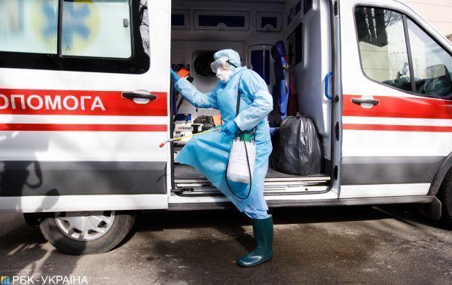 В Сумской области зафиксировали первый случай коронавируса