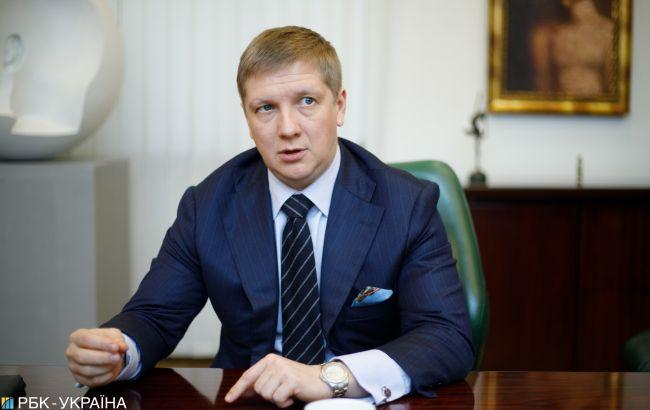 Российские компаниимогут поставлять газ в Украину, - Коболев