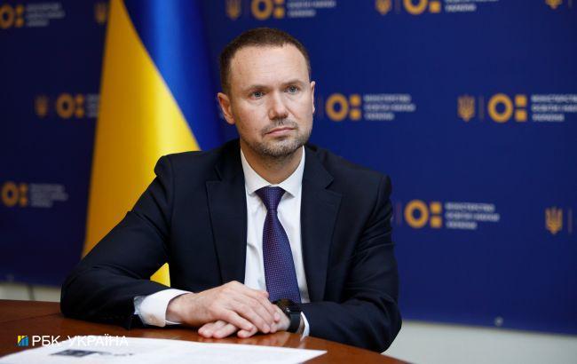 КСУ відмовився розглядати конституційність призначення Шкарлета