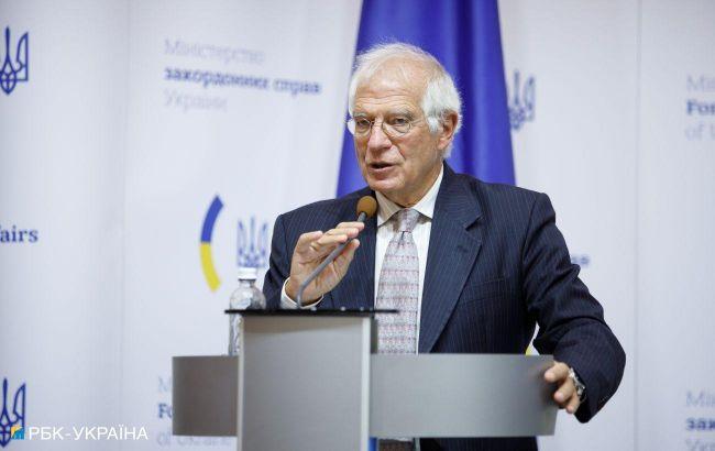 Боррель назвав неприйнятними російські санкції проти громадян ЄС