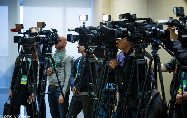 """""""Канал Медведчука"""" заявив про блокування трансляції на YouTube"""