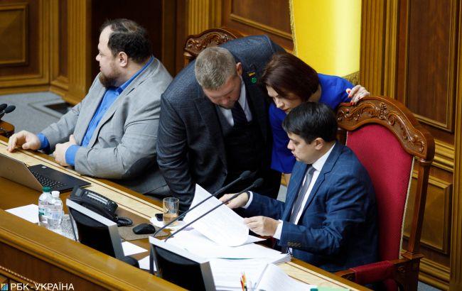 Вхід за списками: як у Зеленського змінюють правила виборів