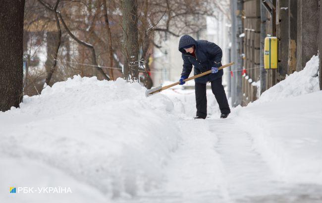 Украину заморозит, а снег - до 80 см: синоптик ошарашила апрельским прогнозом