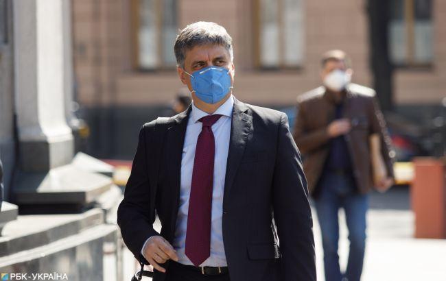 Украинский посол в Британии привился COVID-вакциной AstraZeneca