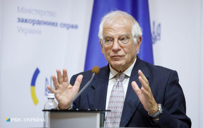 ЕС введет новые санкции против России в течение недели, - Боррель