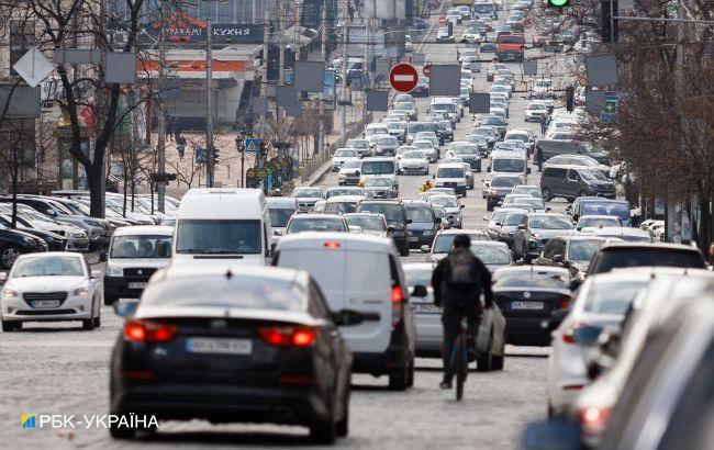Центр Києва сьогодні перекриють: графік руху
