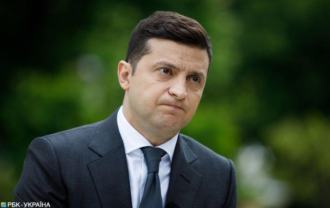 Локдаун, опрос, вакцина и перестановки в Кабмине: о чем говорил Зеленский в интервью