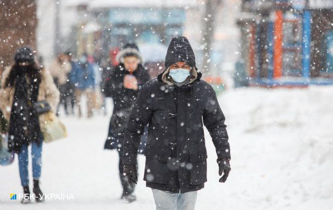 Не будіть сплячих бабаків: українцям розповіли про сильні морози