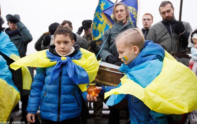 День Соборності України 2021: красиві привітання та листівки