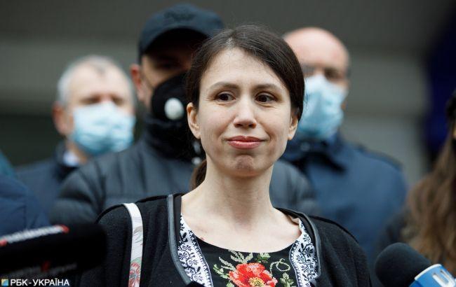 Суд начал избирать меру пресечения Черновол