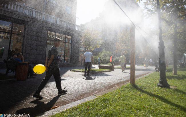 На Украину надвигается жара: когда температура прыгнет до +30
