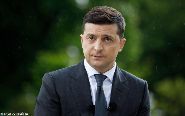 Зеленський про санкції проти каналів Козака: це боротьба за правду