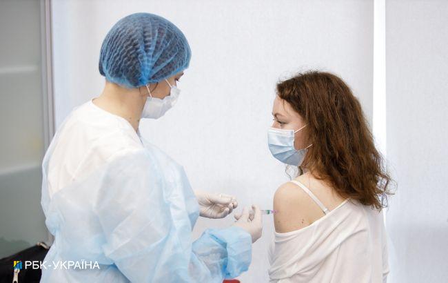 Украина договорилась о 10 млн доз вакцины Pfizer
