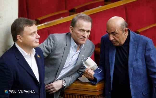 Неравный союз. Что происходит в ОПЗЖ после удара по Медведчуку