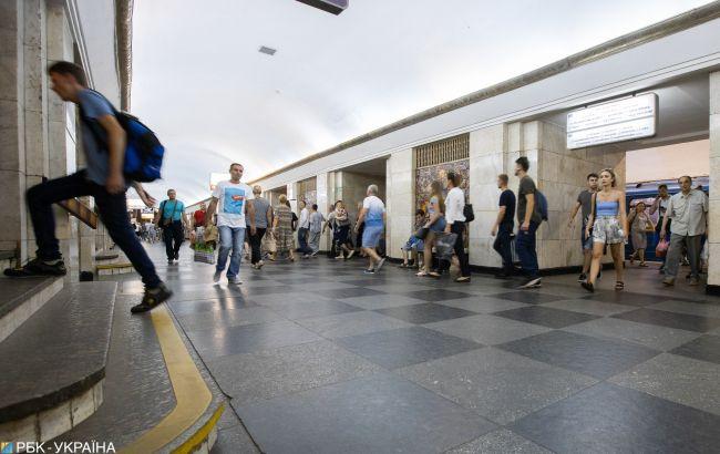 Сьогодні в Києві можливі обмеження в роботі метро
