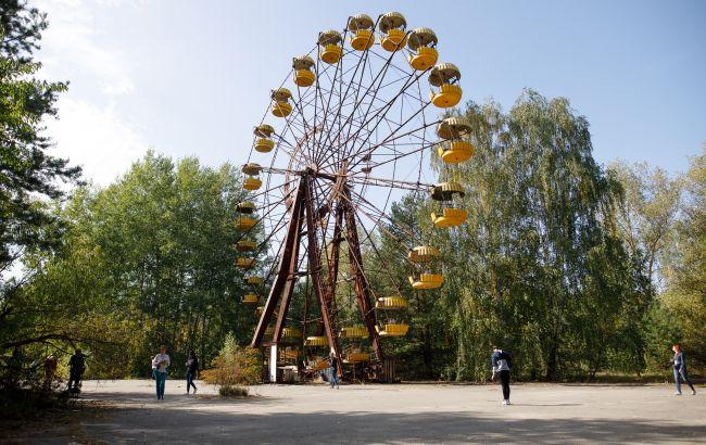 Чернобыль 35 лет спустя катастрофы: как выглядел город тогда и что там сейчас