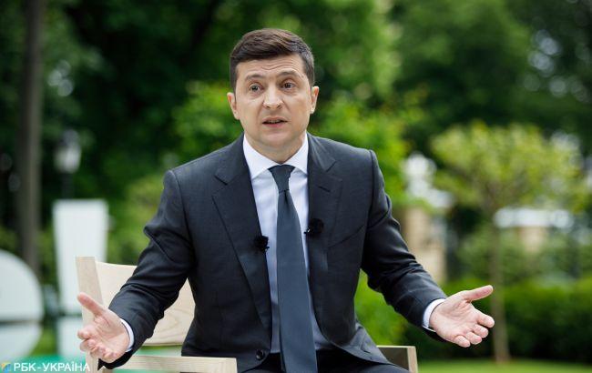 Зеленський: перемир'я допомогло мінімізувати українські втрати на Донбасі