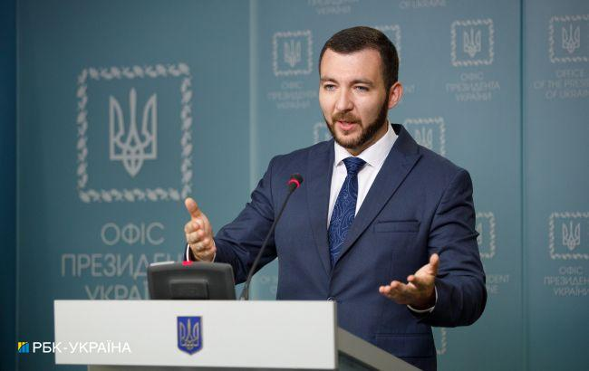 ОП про заяву Резнікова щодо військ США в Україні: не треба трактувати це як намір