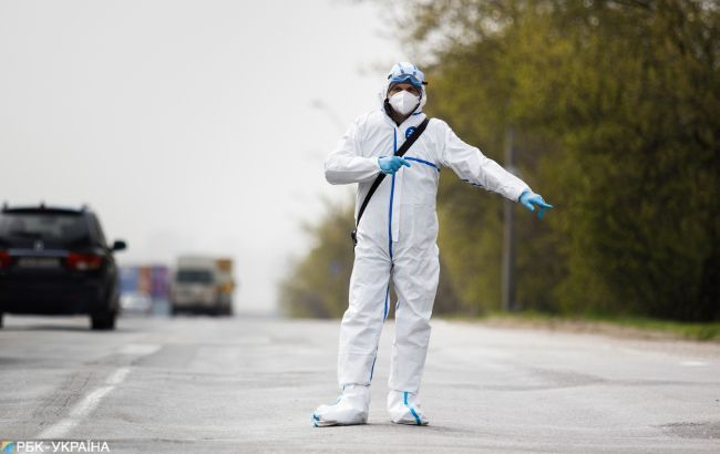 Кількість нових випадків коронавірусу в Україні скорочується другий день підряд