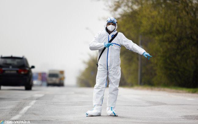 Спалах коронавірусу зафіксували в Дніпрі