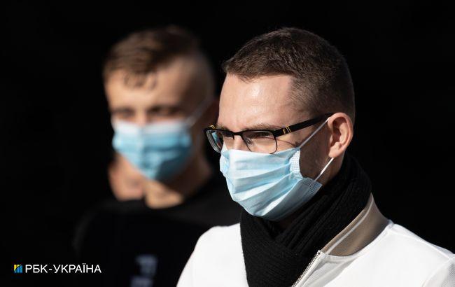 Коронавирус набирает обороты. В СНБО ждут пика в Украине уже в октябре