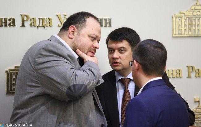 """Удел меньшинства: кто будет в оппозиции к """"Слуге народа"""" в Верховной раде"""