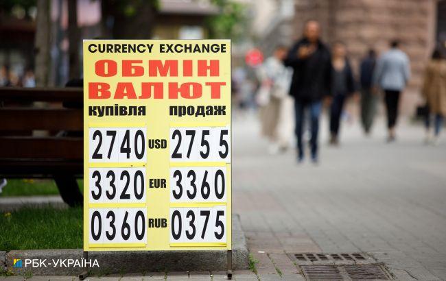 Курс долара у наступному році може відхилитися від прогнозу уряду. Аналітик назвав причину