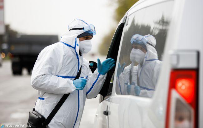 В Днепропетровской области зафиксировали более 15 новых случаев COVID-19