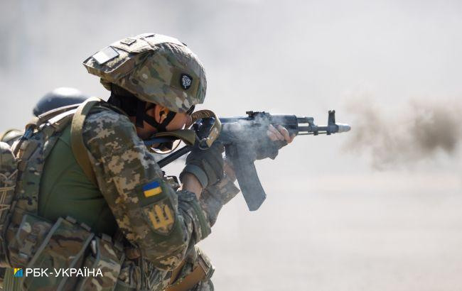 Боевики на Донбассе девять раз обстреливали позиции ООС