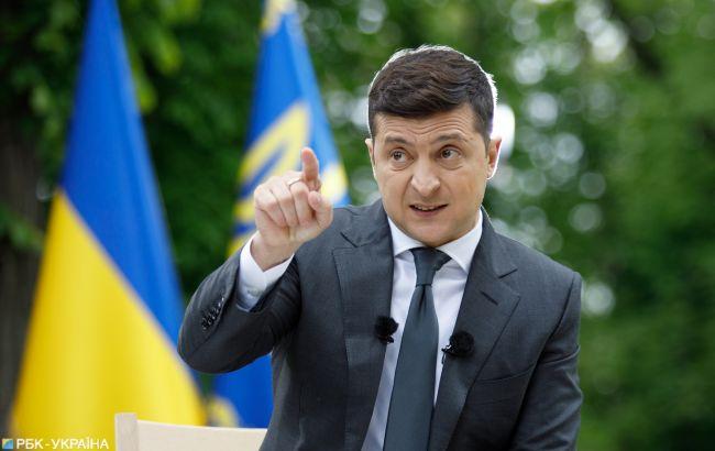 В Україні з наступного року розпочнеться реставрація замків, - Зеленський