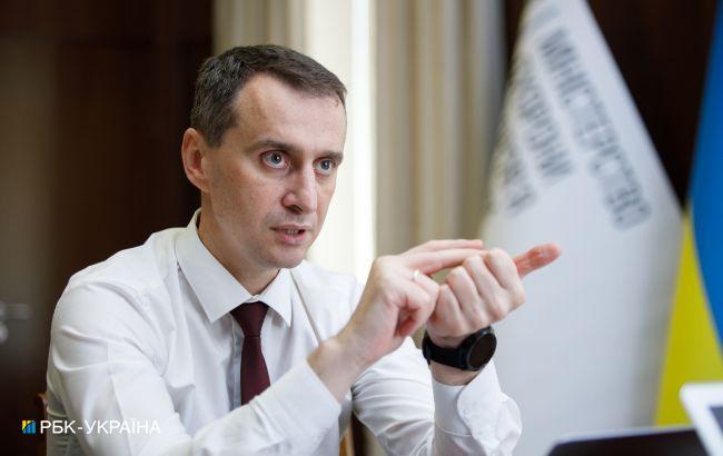 В Украине темпы вакцинации выше мировых, - Минздрав
