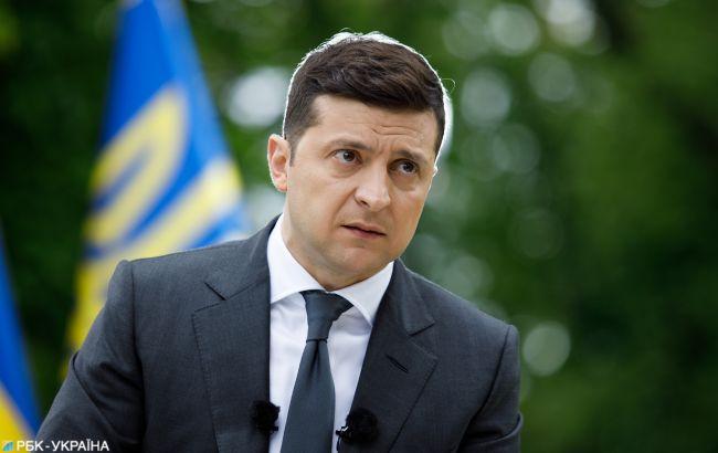 Зеленский прибыл на место пожара в Харькове