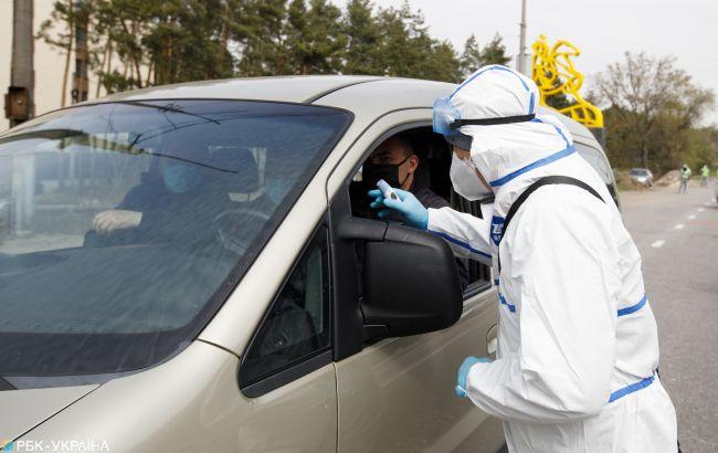 Эпидемию коронавируса считают угрозой 40% украинцев
