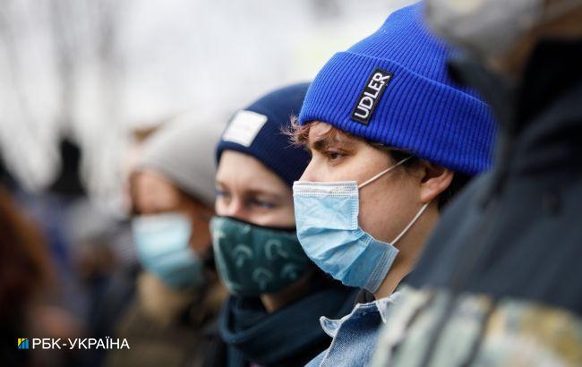 Вчені спрогнозували пік третьої хвилі COVID-19 в Україні