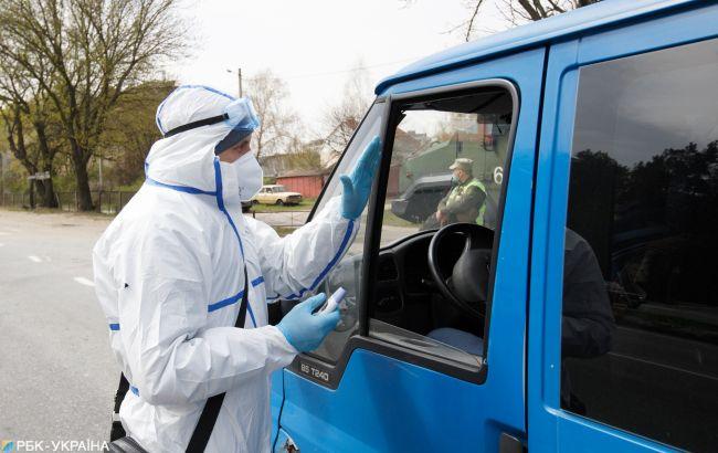 Первые случаи коронавируса выявили в украинских тюрьмах