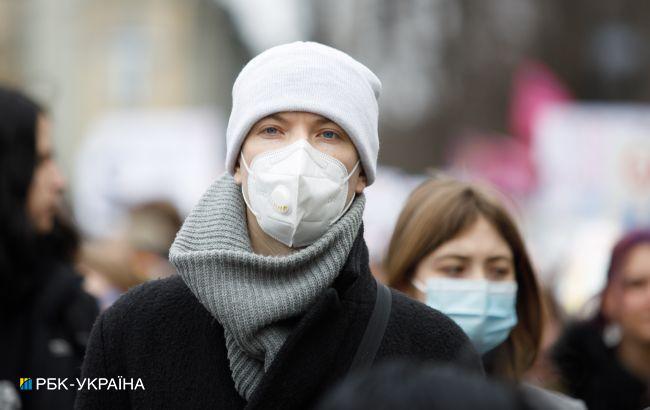 В Україні ще понад 11 тисяч нових випадків COVID-19