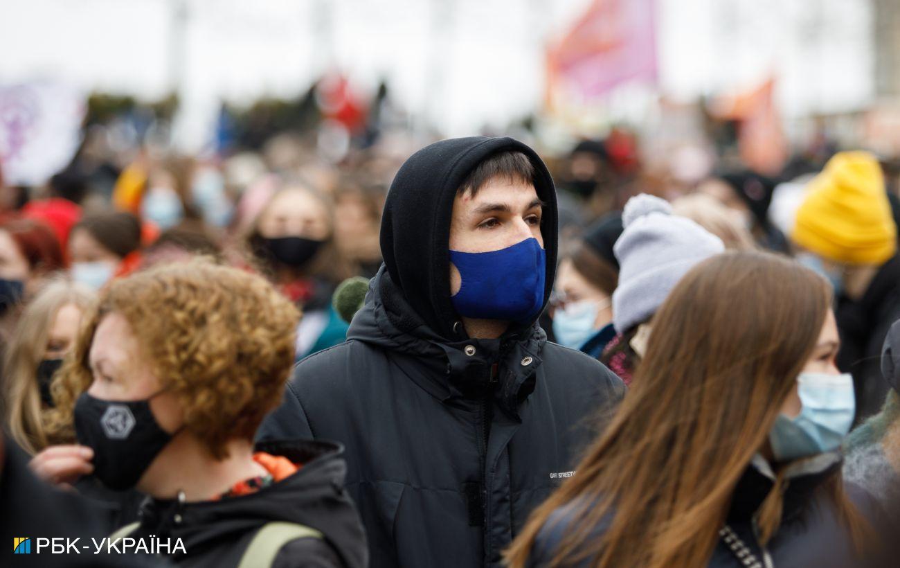 Регионы локдауна. Как ужесточают карантин в областях Украины