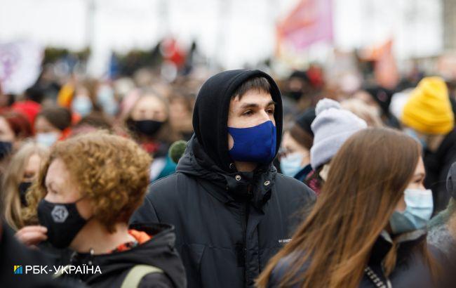 Регіони локдауна. Як посилюють карантин в областях України
