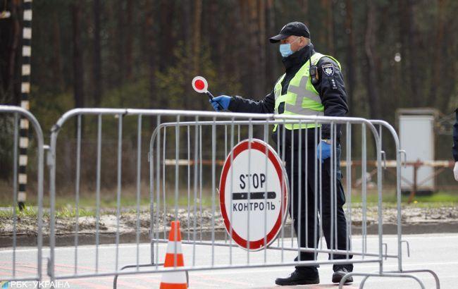 Во Львовской области сняли ограничения на въезд в село, где вспышка коронавируса