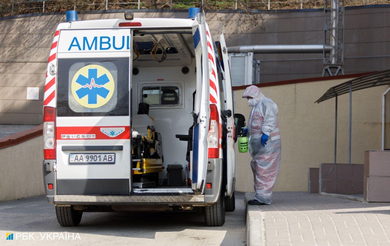 В Запорожье пациентка с двумя детьми сбежала из COVID-больницы