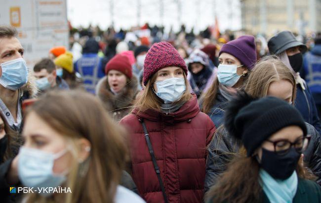 Общенациональный локдаун поддерживают только четверть украинцев