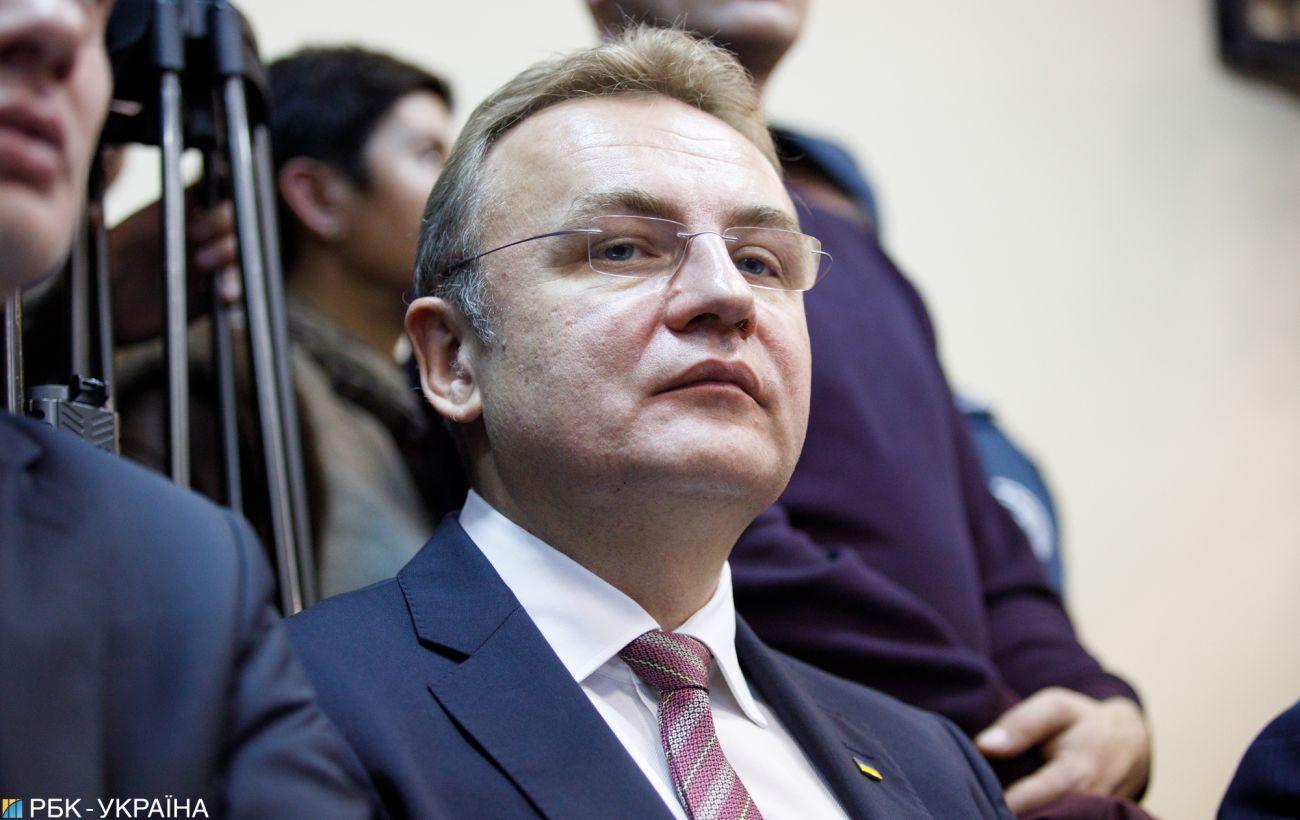 Садовой лидирует на выборах мэра во Львове, - экзит-пол