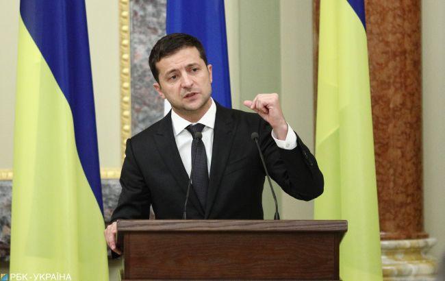 Лавров: РФ рассчитывает, что Зеленский остановит войну на Донбассе